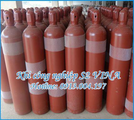 Bình khí C2H2 40 lít