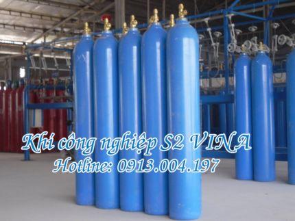 Bình khí Oxy 40 lit