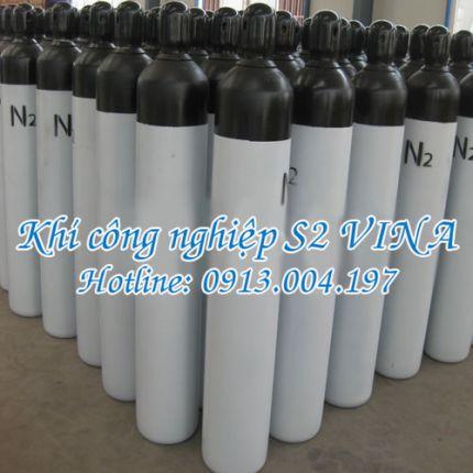 Bình khí Nito 50 lít