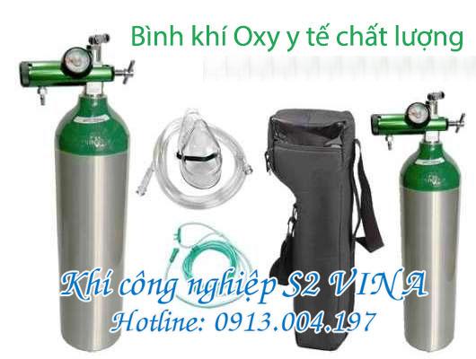 Tác dụng khác biệt của khí oxy y tế và khí oxy công nghiệp