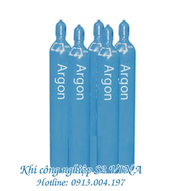 Khí công nghiệp Argon