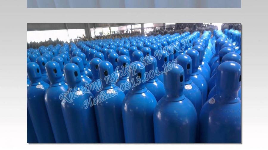Khí công nghiệp Oxy và các ứng dụng