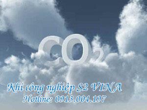Cách tận dụng khí công nghiệp CO2