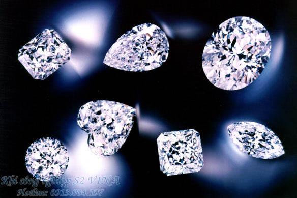 Nghiên cứu ứng dụng khí CO2 tạo ra kim cương