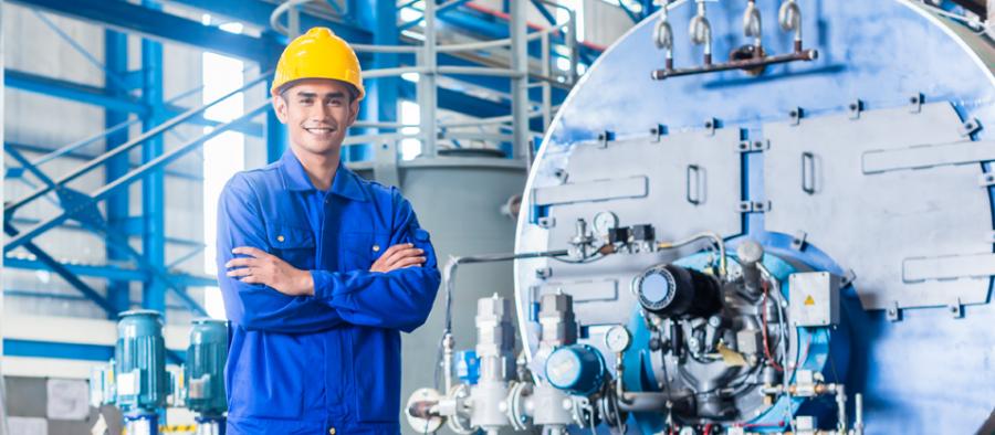 Phân phối khí công nghiệp tại KCN Yên Phong