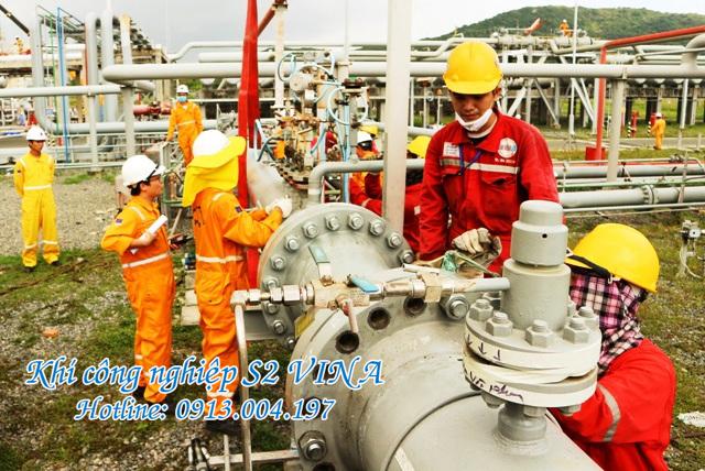 bảo quản khí công nghiệp