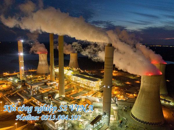 Khí CO2 nguyên liệu mới trong ngành sản xuất nhựa