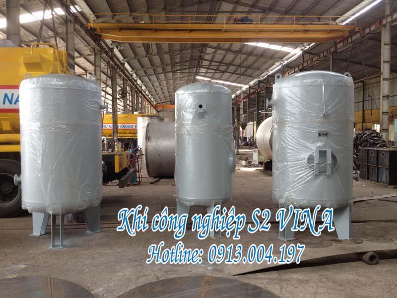 Vận chuyển bảo quản sử dụng an toàn khí công nghiệp