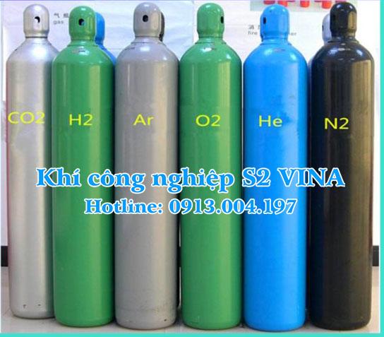 khí công nghiệp ar