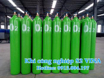 Cung cấp khí oxy tại kcn Tiên Sơn