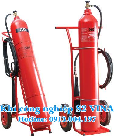 Hướng dẫn cách vận chuyển, sử dụng, bảo quản khí công nghiệp