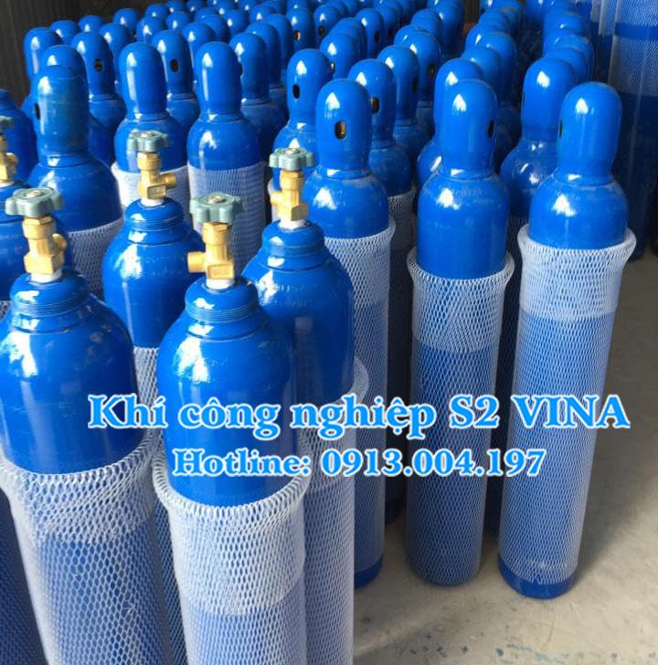 khí công nghiệp oxy