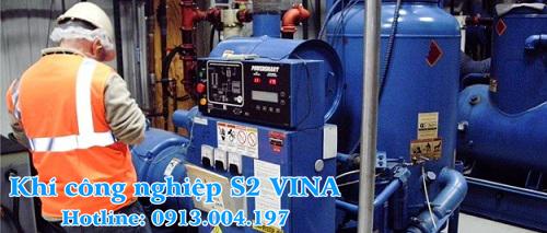 quy trình sản xuất khí công nghiệp