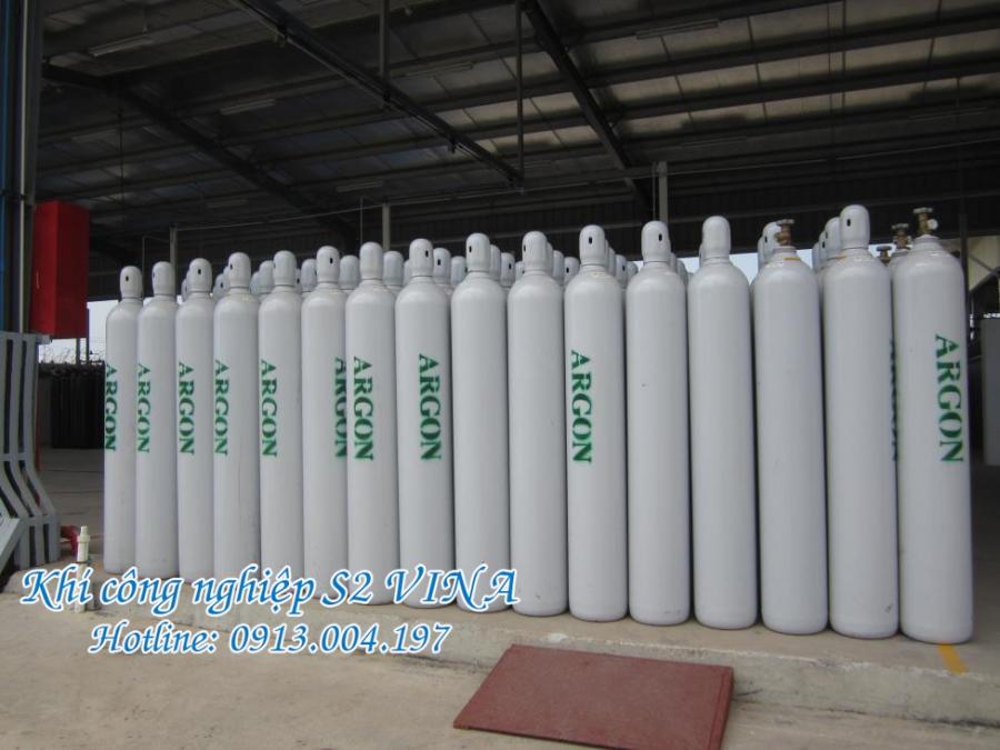 Ứng dụng khí công nghiệp Argon trong đời sống