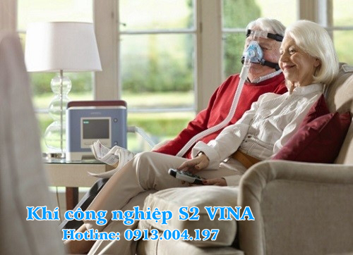 Cách sử dụng khí oxy thở cho bệnh nhân phổi tại nhà