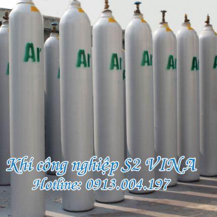 Bình khí Argon 50 lít