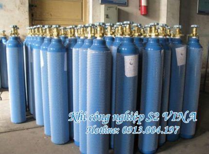 Bình khí CO2 50 lít