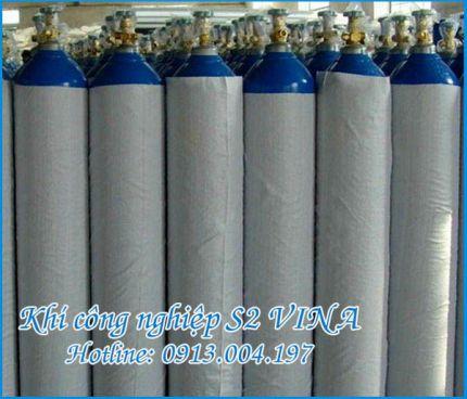 Bình khí oxy 50 lít